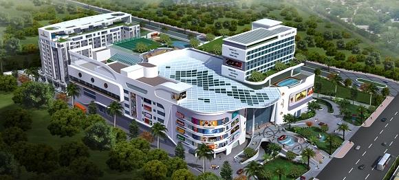 Marina Mall, Chennai