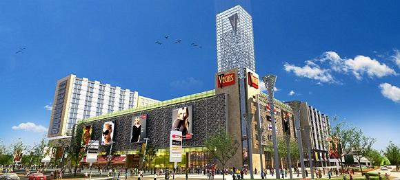 Vegas Mall, Delhi