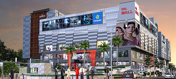 DSL Virtue Mall, Hyderabad